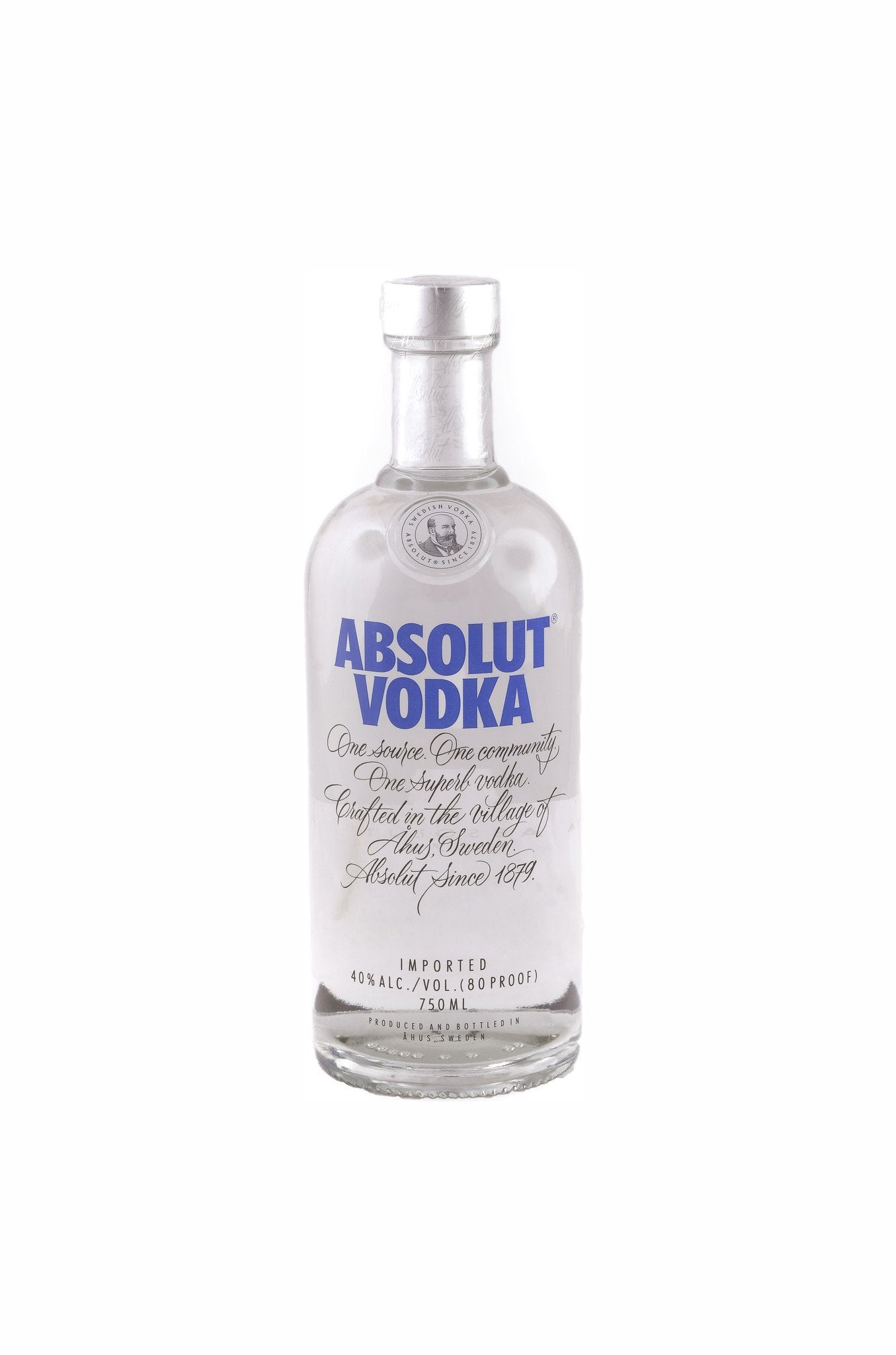 tha>Absolut Vodka 750 ml