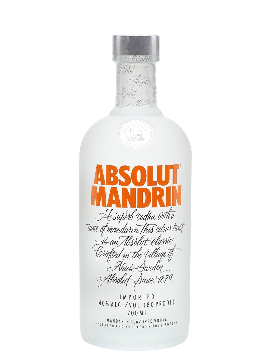 tha>Absolut Mandarin Vodka 750 ml