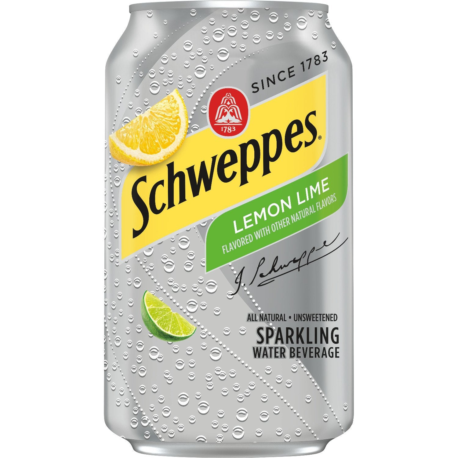 tha>Schweppes soda water with lime 12 x 330 ml cans