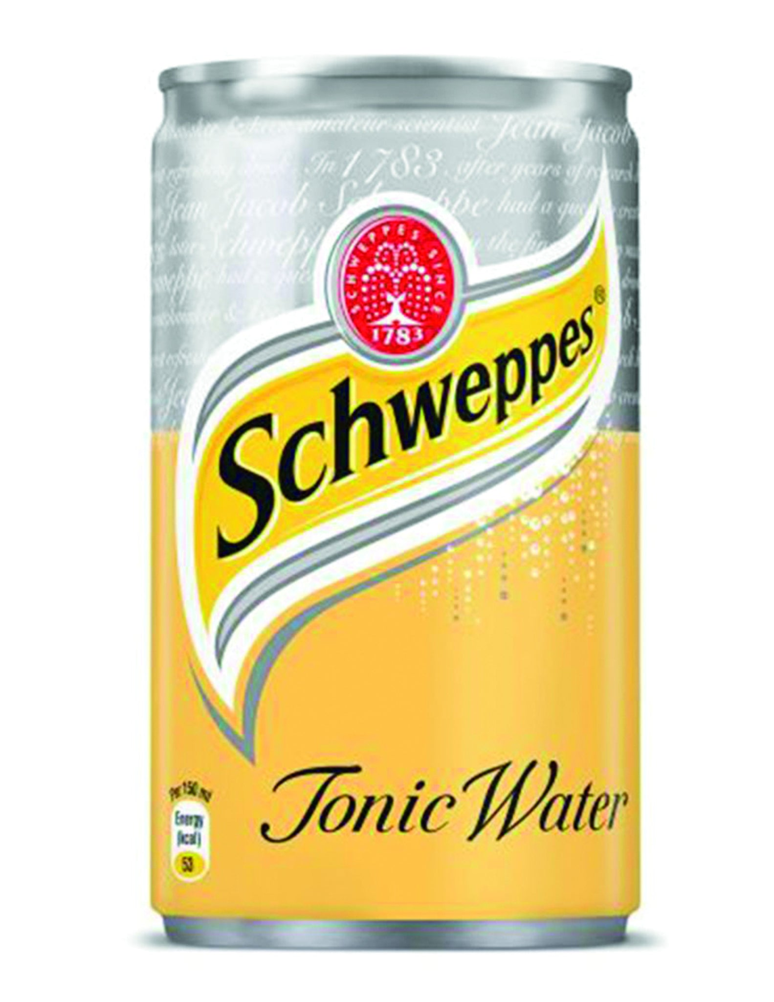 tha>Schweppes tonic water 24 x 330 ml cans