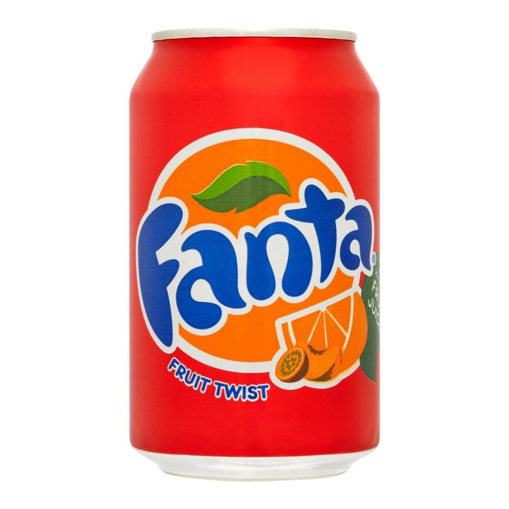 tha>Fanta mixed fruit 24 x 330 ml cans