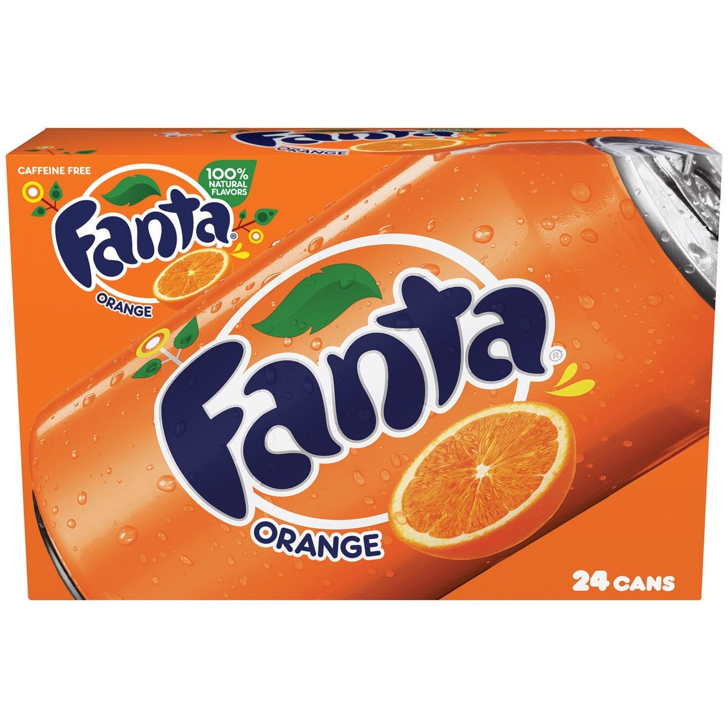 tha>Fanta orange 24 x 330 ml cans