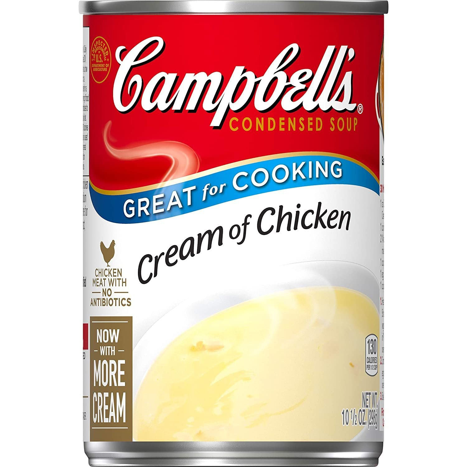 tha>Campbell's cream of chicken, condensed soup, 305 gram