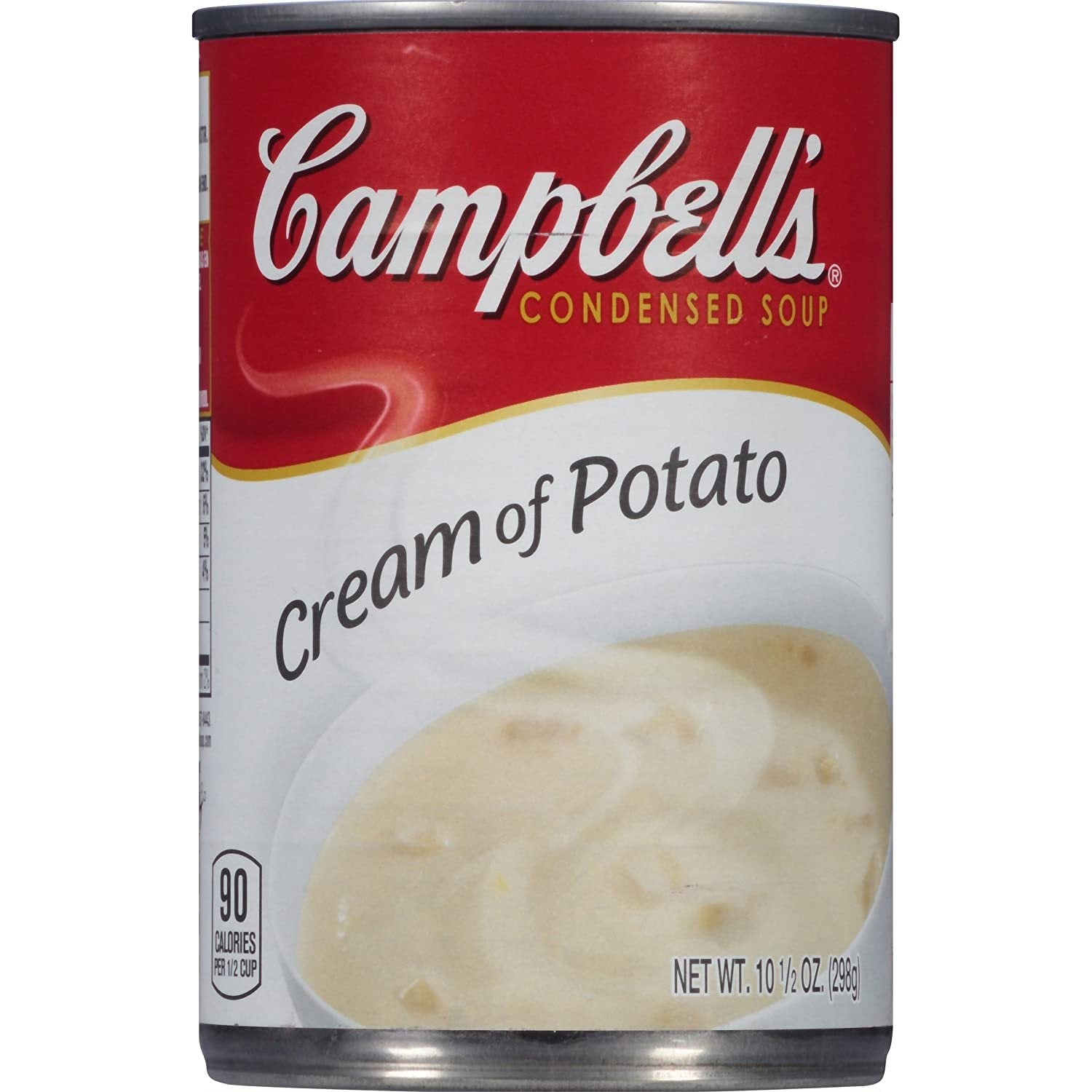tha>Campbell's cream of potato, condensed soup, 305 gram