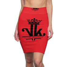 Load image into Gallery viewer, Women's Pencil Skirt