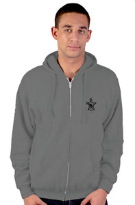 tultex zip up hoody