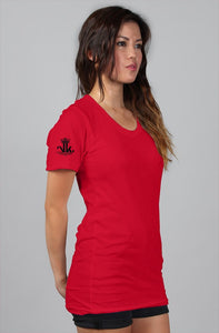womens relaxed t shirt