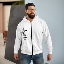 Load image into Gallery viewer, AOP Unisex Zip Hoodie