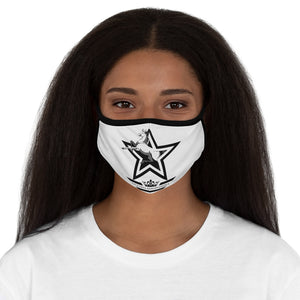 Fitted Polyester Face Mask