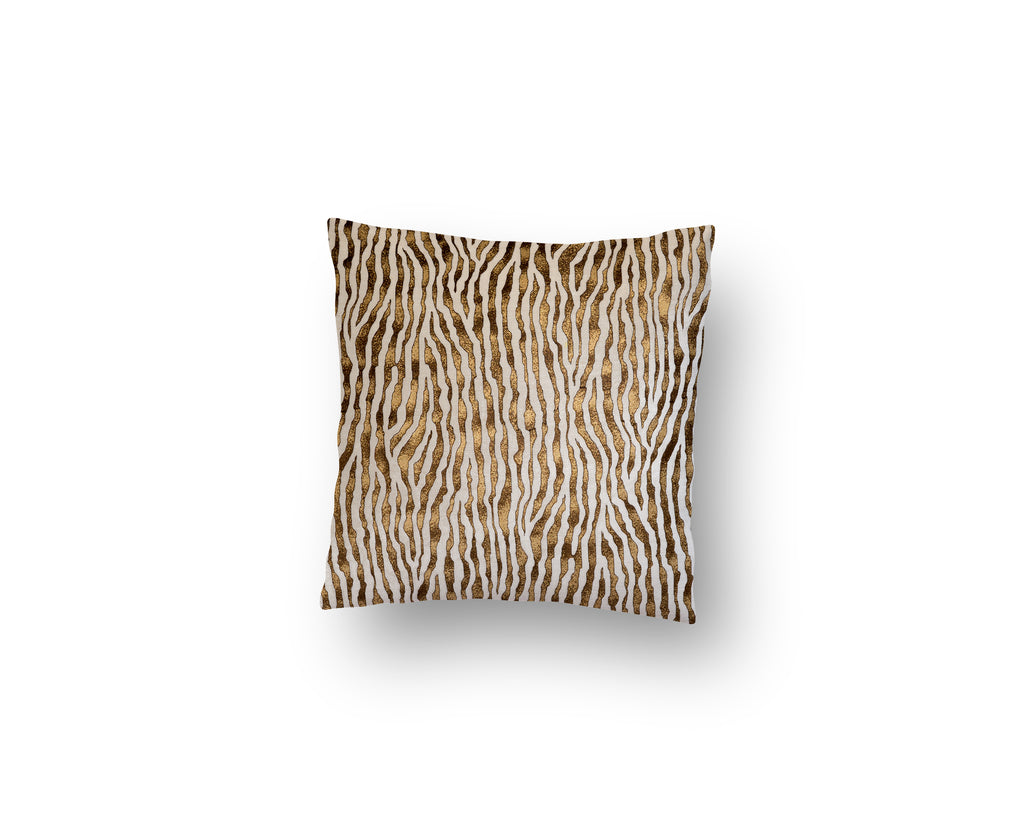 LuvenLexi - Chic Zebra Pillow Cover