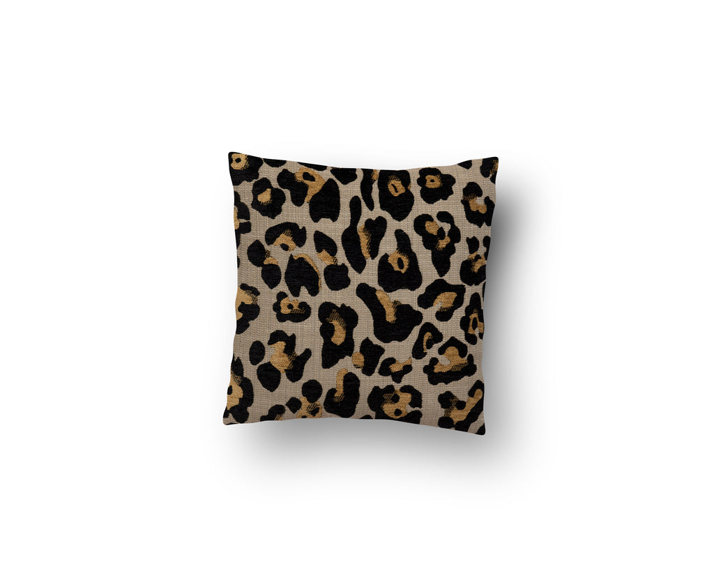 Leopard Tapestry Pillow Cover
