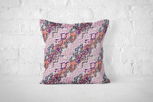 Multi Print Pillow Cover