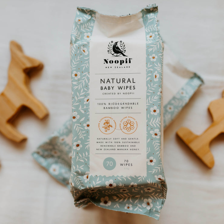 Noopii®  Natural Baby Wipes Subscription