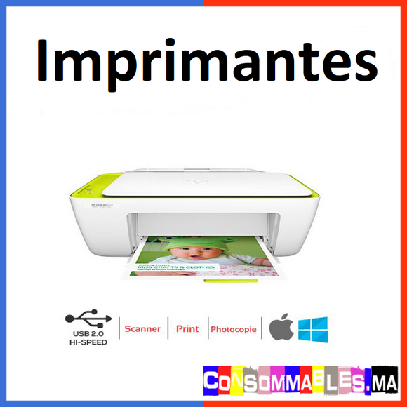 Imprimantes - Consommables