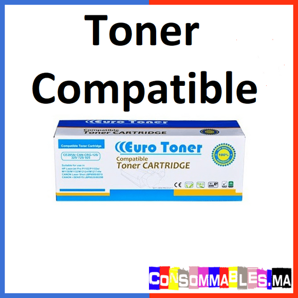 Toner - Consommables