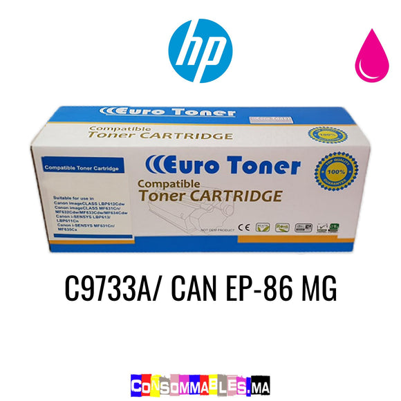 HP C9733A/ CAN EP-86 MG Magenta