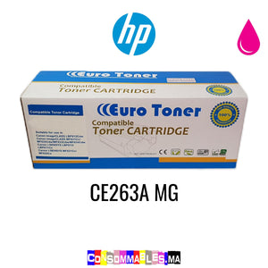 HP CE263A MG Magenta