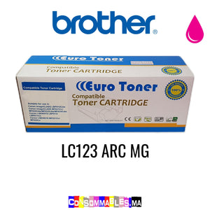 Brother LC123 ARC MG Magenta