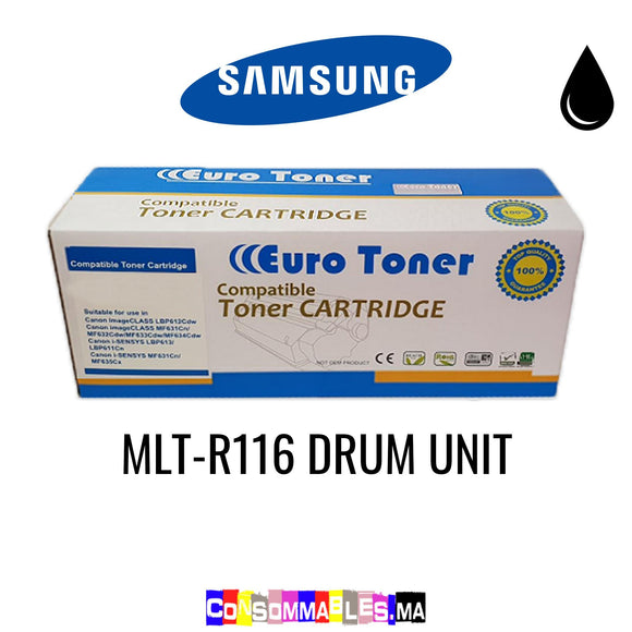 Samsung MLT-R116 DRUM UNIT Noir