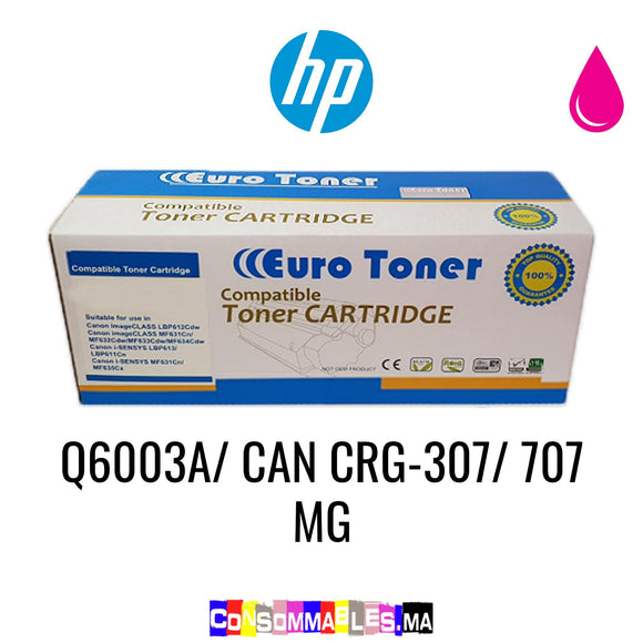 HP Q6003A/ CAN CRG-307/ 707 MG Magenta