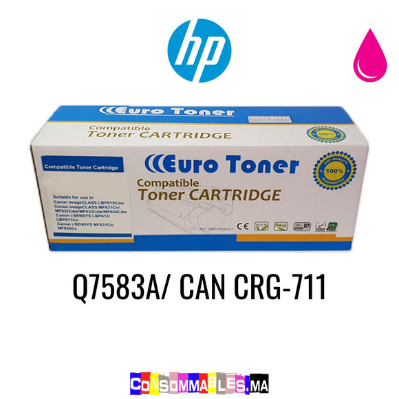 HP Q7583A/ CAN CRG-711 Magenta