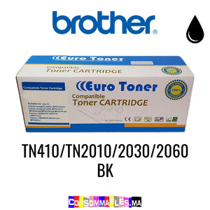 Brother TN410/TN2010/2030/2060 BK Noir