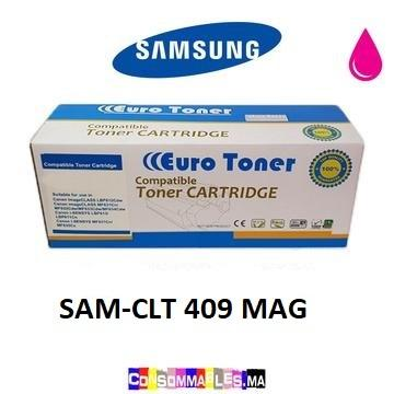 Toner Compatible Samsung CLT 409 MAGENTA - Consommables