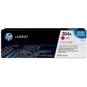 CC533A	HP 304A MAGENTA Original LaserJet Toner Cartridge - Consommables