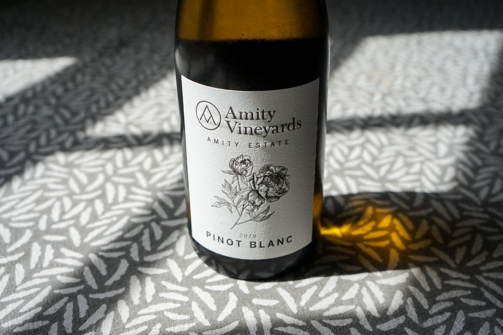 Amity Vineyards Pinot Blanc