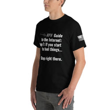 Load image into Gallery viewer, HPN Guide to the Internet Short Sleeve T-Shirt
