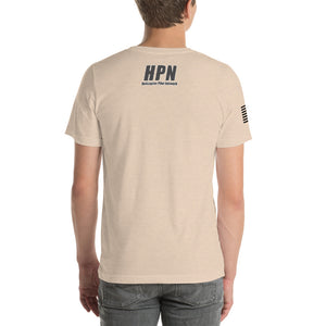 HPN COBRA Original Murder Wagon - Short-Sleeve Unisex T-Shirt