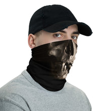 Load image into Gallery viewer, Skull Smoking Neck Gaiter
