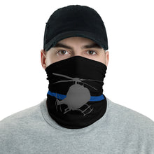 Load image into Gallery viewer, 407 Thin Blue Line Neck Gaiter