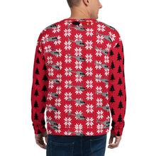 Load image into Gallery viewer, Ugly Jet Ranger Christmas Sweatshirt