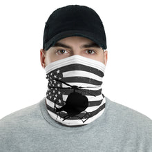 Load image into Gallery viewer, American Flag Distressed 407 Neck Gaiter