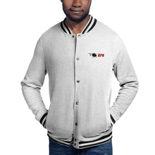Load image into Gallery viewer, HPN Logo Embroidered Champion Bomber Jacket