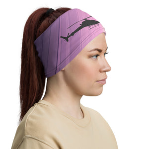 HPN Purple ASTAR Neck Gaiter