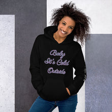 Load image into Gallery viewer, Baby It's Cold Outside Hoodie - Christmas