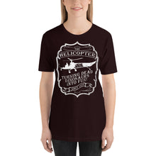 Load image into Gallery viewer, HPN Vintage 1939 - Short-Sleeve Unisex DARK Colored T-Shirt
