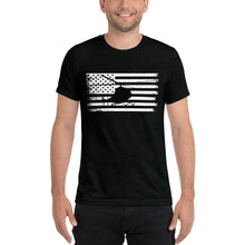 Load image into Gallery viewer, HPN 407 Flag Unisex Short sleeve t-shirt