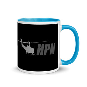 HPN Huey Logo Mug with Color Inside