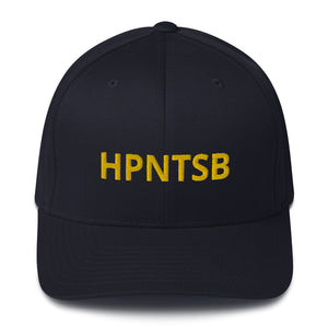 HPNTSB Official Structured Twill Cap