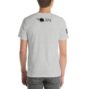HPN BO-105 I Do Tricks - LIGHT Short-Sleeve Unisex T-Shirt