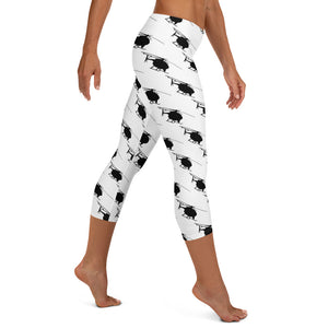 HPN MD500 Capri Leggings