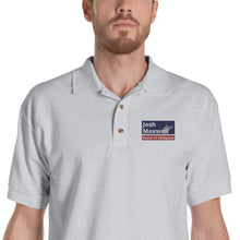 Load image into Gallery viewer, Josh Maxwell Custom Embroidered Polo Shirt