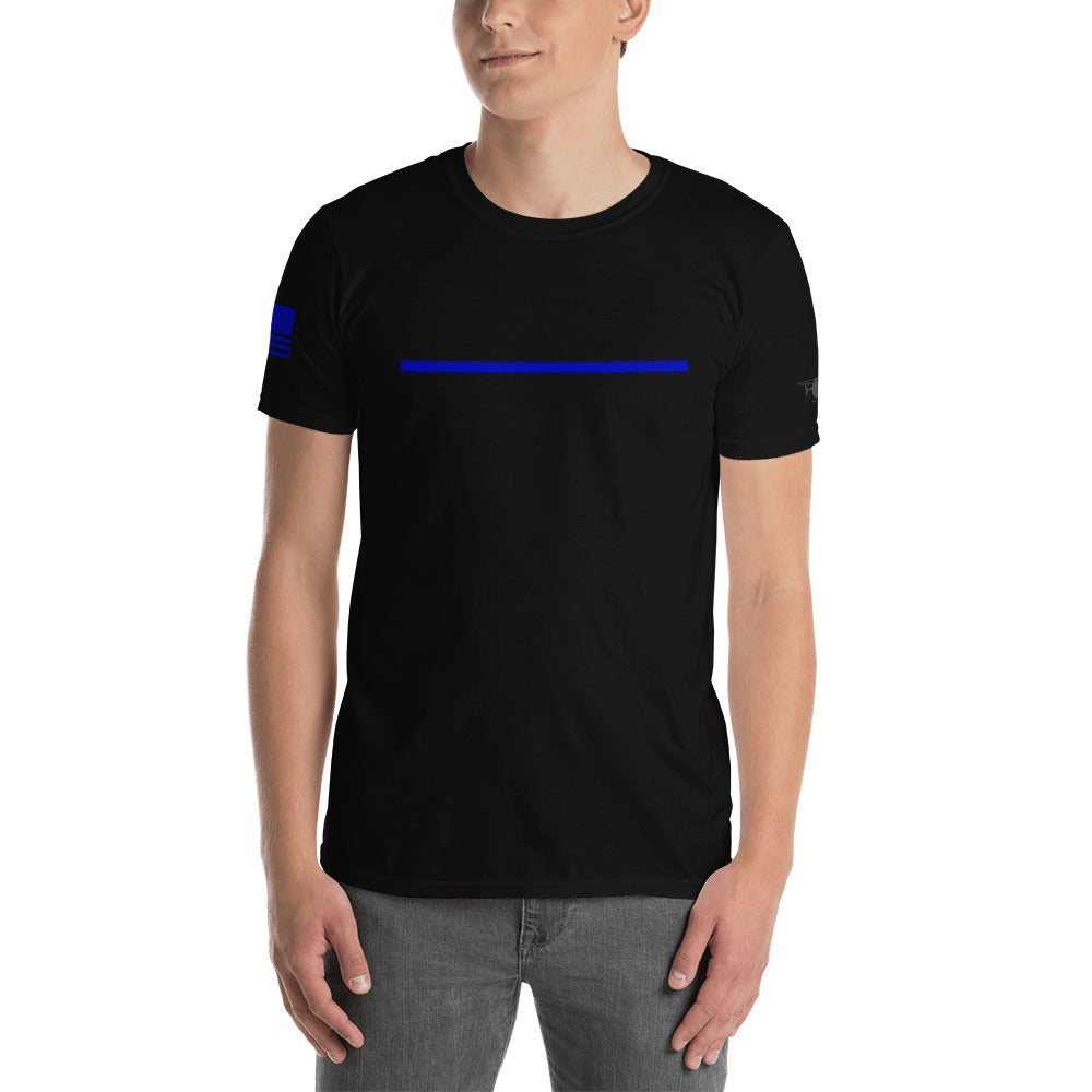 HPN - Darkest of Night - Law Enforcement - Short-Sleeve Unisex T-Shirt