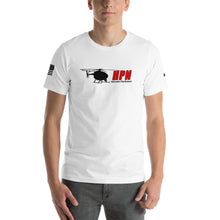 Load image into Gallery viewer, HPN Logo #SDSS Short-Sleeve Unisex T-Shirt