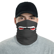 Load image into Gallery viewer, Shark Teeth Neck Gaiter