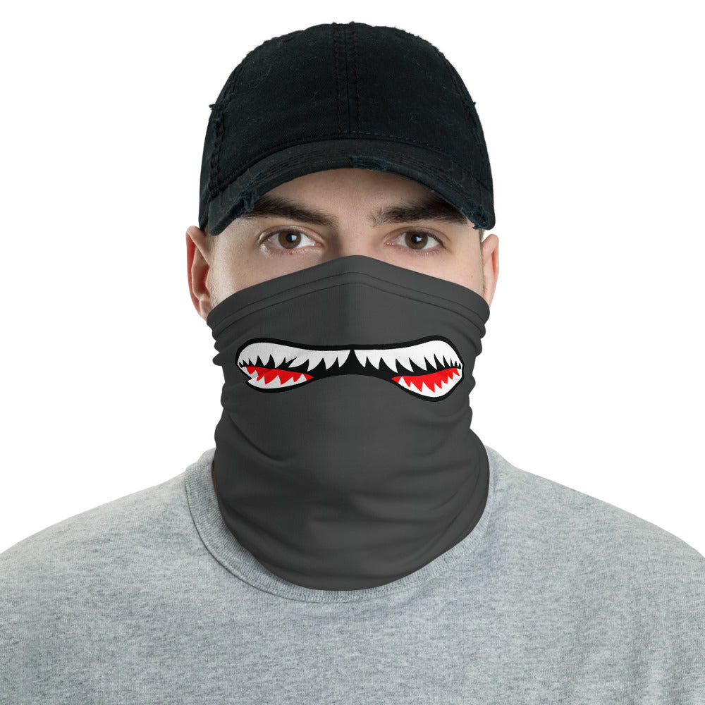 Shark Teeth Neck Gaiter