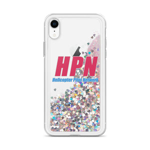 HPN Liquid Glitter Phone Case
